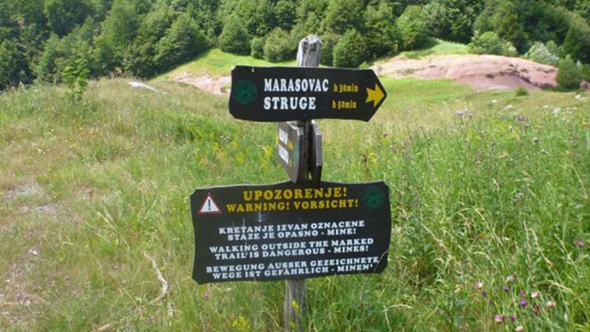 Dvadeseta obljetnica pogibije Ozrena Lukica – Luke, Malovan 14.07.2012.