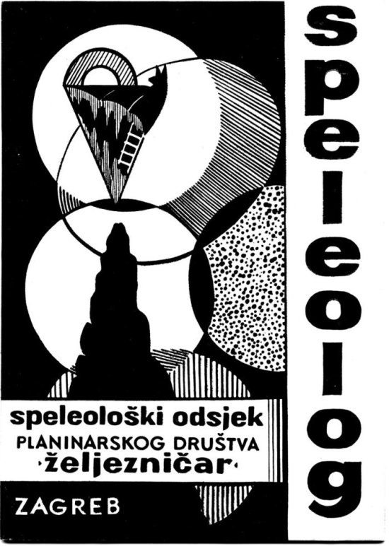 Speleolog, godište 10/11, 1962.-1963.