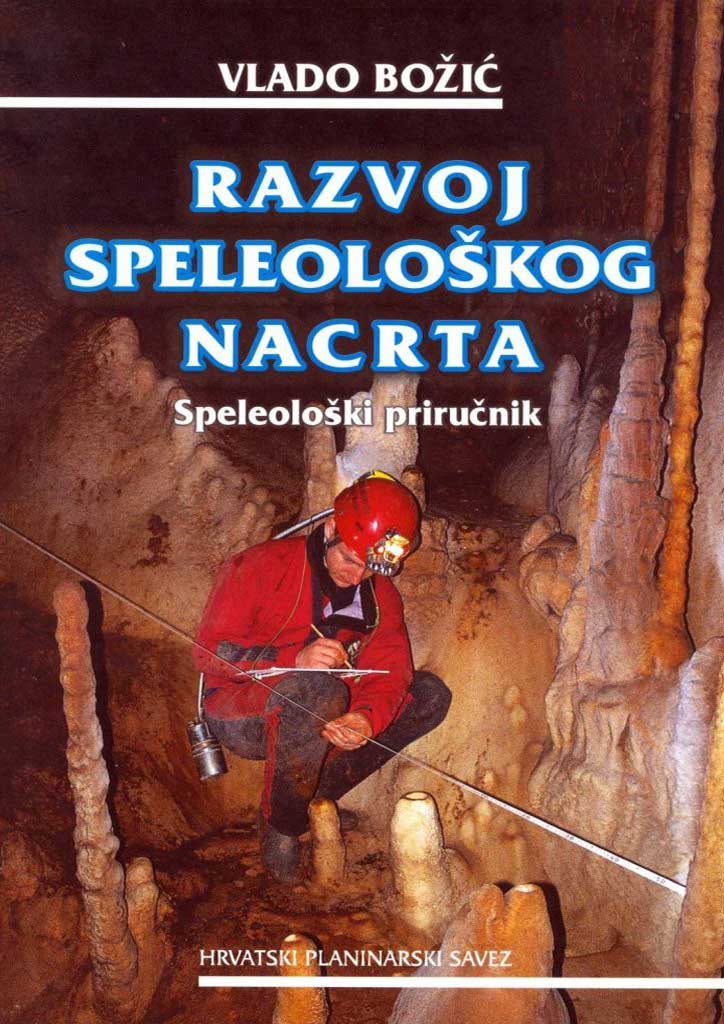 V. Božić: Razvoj speleološkog nacrta (u svijetu i Hrvatskoj) (2004)