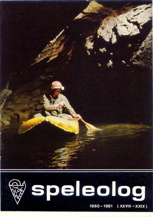 Speleolog, godište 28/29, 1980.-1981.