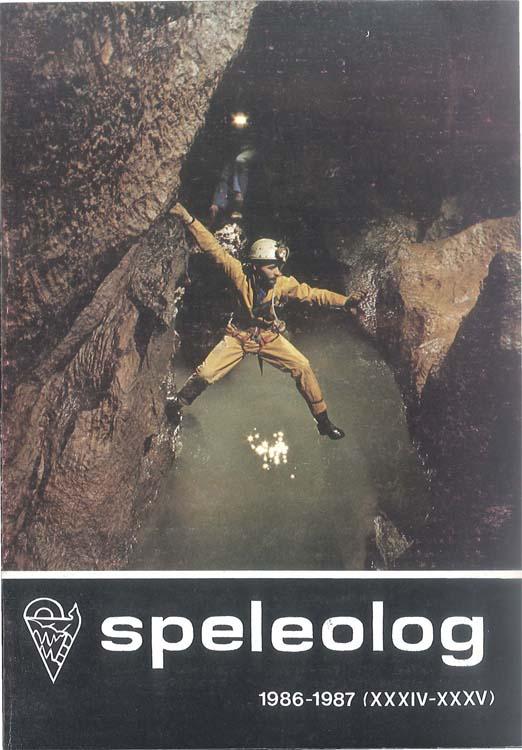Speleolog, godište 34/35, 1986.-1987.