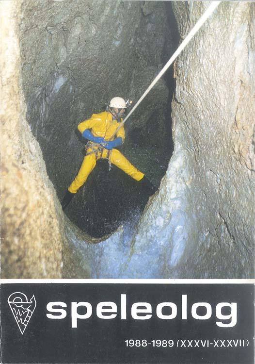 Speleolog, godište 36/37, 1988.-1989.