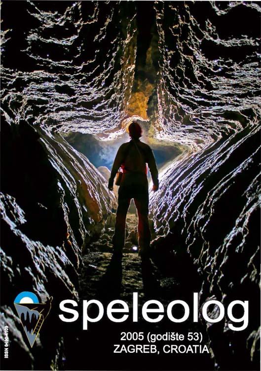 Speleolog, godište 53, 2005.