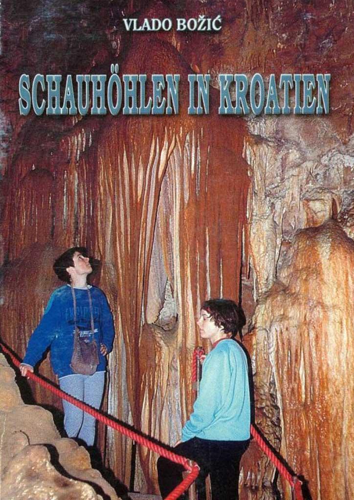 V.Božić: Schauhöhlen in Kroatien (2001)