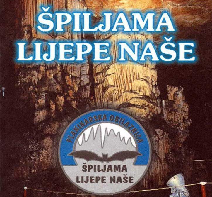 V. Božić: Dnevnik planinarske obilaznice – Špiljama lijepe naše (2003)