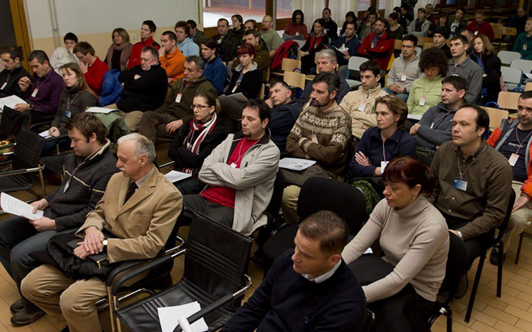 Stručni seminar o speleološkom katastru, Perušić 2011
